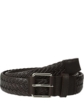 Tumi - Leather Braided Belt