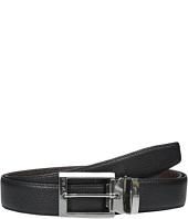 Tumi - Pebbled Harness Reversible Belt