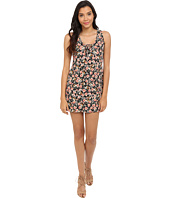 Brigitte Bailey - Sleeveless Floral Print Dress