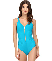 Miraclesuit - Solid Ziptress One-Piece