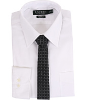 LAUREN Ralph Lauren - Pinpoint Point Collar Classic Button Down Shirt