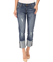 KUT from the Kloth - Bella Straight Leg with Wide Cuff Responsible Wash