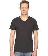 Vince - Short Sleeve Slub V-Neck Shirt