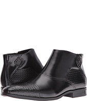 Stacy Adams - Faramond Modified Cap Toe Side Zipper Boot