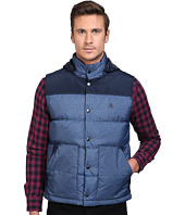 Original Penguin - Color Block Down Vest