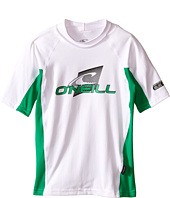 O'Neill Kids - Skins Short Sleeve Crew (Little Kids/Big Kids)