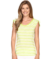 MICHAEL Michael Kors - Pindo Stretch Ruched Top