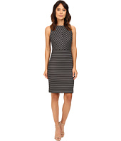 MICHAEL Michael Kors - Douglas Stripe Seam Dress