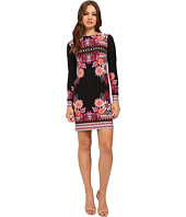 Donna Morgan - Printed Matte Jersey Dress