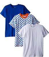 Trimfit - Football Cotton T-Shirts 3-Pack (Toddler/Little Kids/Big Kids)