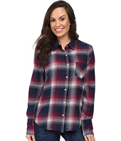 Stetson - Pomegrante Plaid Western Shirt