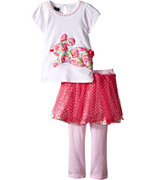 Mud Pie - Bunny Tutu Skirt Set (Toddler)