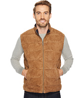 Stetson - Tan Suede Puffer Vest