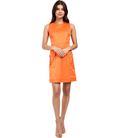 Christin Michaels - Zac Sleeveless Round Neck Dress