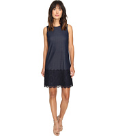 Christin Michaels - Zach Sleeveless Shift Dress