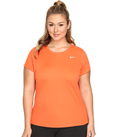 Nike - Miler Short-Sleeve Running Top (Size 1X-3X)