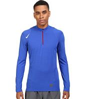 Nike - Pro Warm 1/4 Zip Long Sleeve Top