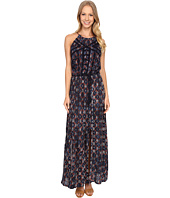 Lucky Brand - Printed Maxi Dress