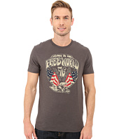 Lucky Brand - Skull Eagle Graphic Tee