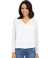 Lucky Brand - Lace Insert Top