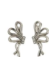Oscar de la Renta - Bow C Earrings