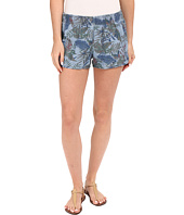 Hudson - Siouxsie Printed Dophin Shorts in Forge