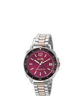 COACH - Tatum 34mm Bracelet with Aluminum Bezel