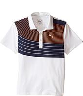 PUMA Golf Kids - Swoop Polo JR (Big Kids)