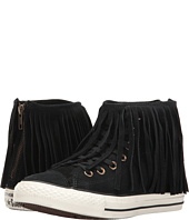 Converse - Chuck Taylor® All Star® Suede + Shearling Fringe Hi