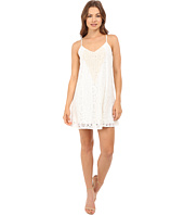 Brigitte Bailey - Demi Spaghetti Strap Crocheted Dress