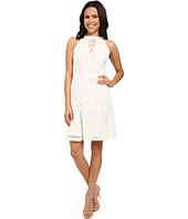 Christin Michaels - Eden Sleeveless Lace Dress