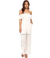 6 Shore Road by Pooja - Paradise Lace Jumpsuit Cover-Up