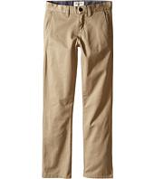 Billabong Kids - Carter Stretch Slim Pants (Big Kids)