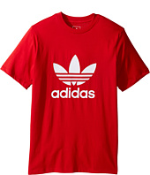 adidas Originals Kids - Everyday Iconics Trefoil Tee (Toddler/Little Kids/Big Kids)