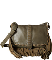Scully - Mandy Soft Fringe Leather Handbag