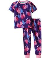 BedHead Kids - Short Sleeve Long Bottom Pajama Set (Infant)