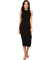 Michael Stars - Cotton Lycra Tank Midi Dress