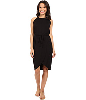 Michael Stars - Wrap Front Halter Dress