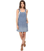 Splendid - Oroya Indigo Railroad Overall Dress
