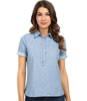 U.S. POLO ASSN. - Denim 1/2 Placket Pullover Shirt