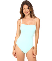 Kate Spade New York - Early Cruise 17 Maillot w/ Mini Bow & Strap Detail