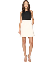 Kate Spade New York - Satin Faille Bow Back Dress