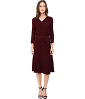 Kate Spade New York - Rib Knit Wrap Dress