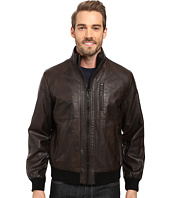 Calvin Klein - Faux Leather Bomber