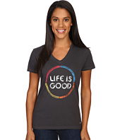 Life is Good - Life is Good® Color Circle Crusher Vee