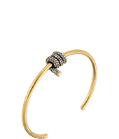 Marc Jacobs - Pave Twisted Cuff Bracelet
