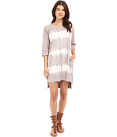 Culture Phit - Alexane Elbow Sleeve Tie-Dye Dress