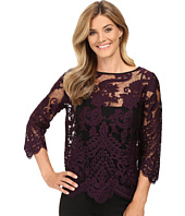 Karen Kane - Embroidered Bracelet Sleeve Top