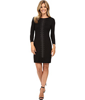 Karen Kane - Embellished Sheath Dress