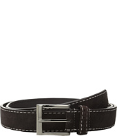 Florsheim - 32mm Suede Leather Belt